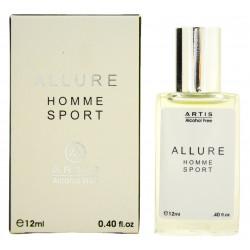 Духи масляные Artis Allure Homme Sport 12ml. № 104