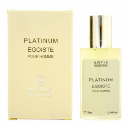 Духи масляные Artis Platinum Egoiste 12ml. № 117