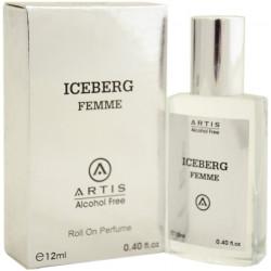Духи масляные Artis Iceberg Femme 12ml. № 244