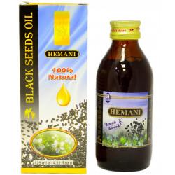 """Масло чёрного тмина """"Hemani"""" 125 мл. (стекло) Пакистан"""