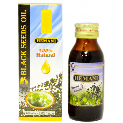 """Масло чёрного тмина """"Hemani"""" 60 мл. (стекло) Пакистан"""