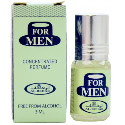 Духи Al Rehab For Men/Фо Мен 3ml.