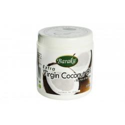 """Масло кокосовое """"Virgin"""" Baraka 250 гр. (100% масло холодного отжима"""
