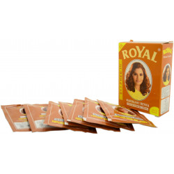 """Хна махоган """"Royal"""" Mahogany 10 гр. (made in India)"""
