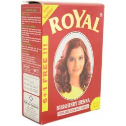 """Хна """"Royal"""" Burgundy (бургундия)  10 гр. (made in India)"""