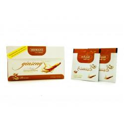 """Чай полезный """"Ginseng"""" в уп. 20 пакетиков (с женьшенем) Hemani"""