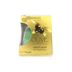 "Мыло ""Olive"" 120 гр. (оливковое) Hemani"