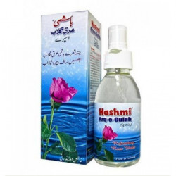 Розовая вода Hashmi