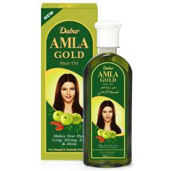 """Масло для волос """"Dabur Amla Gold"""" отличного качества 200 мл. (OAE)"""