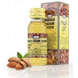 """Масло """"Роган Бадам Ширин"""" Hamdard 100% миндальное масло 100 мл. Сертифицировано. Индия"""