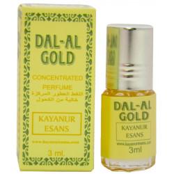 """Турецкие KAYANUR ESANS 3ml. """"Dal-Al Gold"""""""