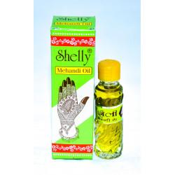 Масло для мехенди Shelly