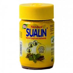 Таблетки от боли в горле Суалин 1035мг (60шт) Hamdard
