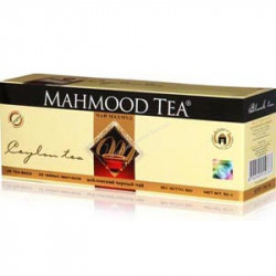 Чай Махмуд чёрный 25 пакетиков