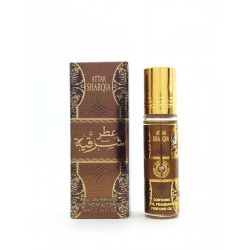 Духи масляные Al Zaafaran - Attar Sharqia ( Contains DPG - Roll On Perfume) 10 мл