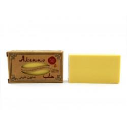 Мыло кремовое - Алеппо 75 гр (оливковое масло и мёд)