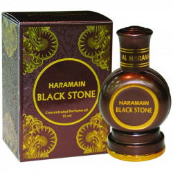 "Духи на масле Al Haramain 15 ml. ""Black Stone"""