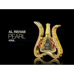 Духи масляные Al Rehab - Al-Rehab Pearl 40 мл