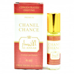 Духи масляные Al-Ansar - chanel chance 6 мл