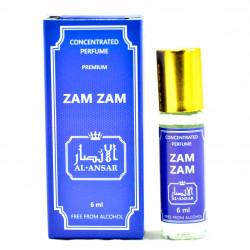 Духи масляные Al-Ansar - zam zam 6 мл