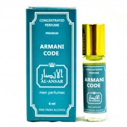 Духи масляные Al-Ansar - Armani code 6 мл