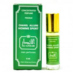 Духи масляные Al-Ansar - Chanel allure homme sport 6 мл