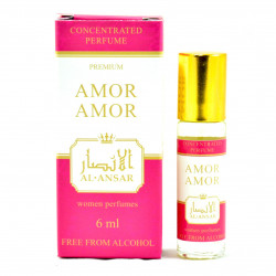 Духи масляные Al-Ansar - Amor amor 6 мл