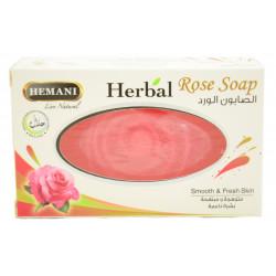 Herbal овальное мыло с розой 100 гр.