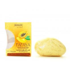 Мыло Папайя Hemani  Papaya 120 гр Пакистан