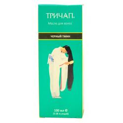 Масло для волос Тричап с чёрным тмином Trichup Hair Oil with Black Seed 100 мл