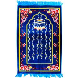 Намазлык велюр-рельефный (размер: 69×110) Турция