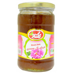 Джем из лепестков роз/Rose Jam - Taknaz 800±20 мл. Иран