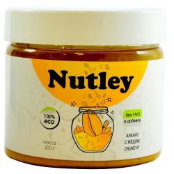 Ореховая паста с мёдом Nutley 300 гр.