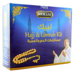 Набор косметики без запаха для хаджа/Hajj&Umrah Kit Hemani