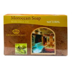 Черное мыло - Бельди c оливковым маслом /Moroccan Soap With Olive Oil
