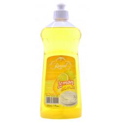 Средство для мытья посуды Royal - Lemon 500мл (Лимон. Улучшенная формула