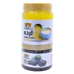 Тахини Shirreza измельченный кунжут 450г+ финиковый сироп 320г Иран