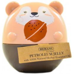 Вазелин косметический ароматический какао Hemani