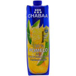 Сок Помело с мякотью Chabaa 1л