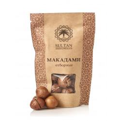 Орехи макадами отборные Macadamia Sultan Arabian Products 130г