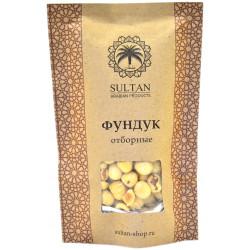 Орехи фундук отборные Macadamia Sultan Arabian Products 130г
