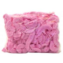 Шапочка шарлотта розовая 100 (шт/ упак)