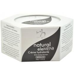 Увлажняющий крем с травяным экстрактом Natural element - Hemani 150 мл