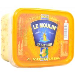 Халва Le Moulin кунжутная с миндалем 185 г