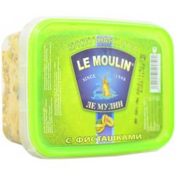 Халва Le Moulin кунжутная с фисташками 185г