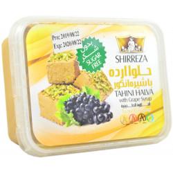 Халва тахинная с виноградным сиропом сахарная