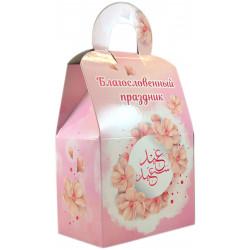 Подарочная коробка Eid Mubarak Umma-Land розовый